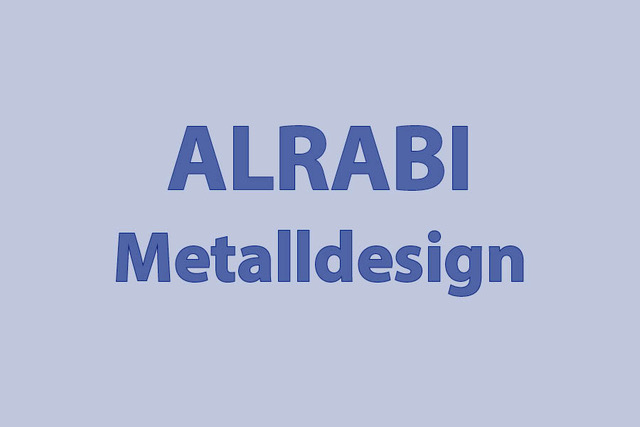 ALRABI Metall-Design
